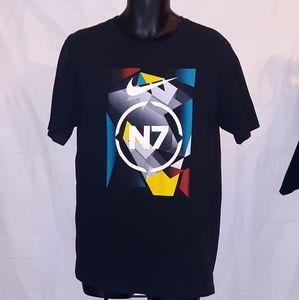 Nike N7 Regular Fit T shirt size medium